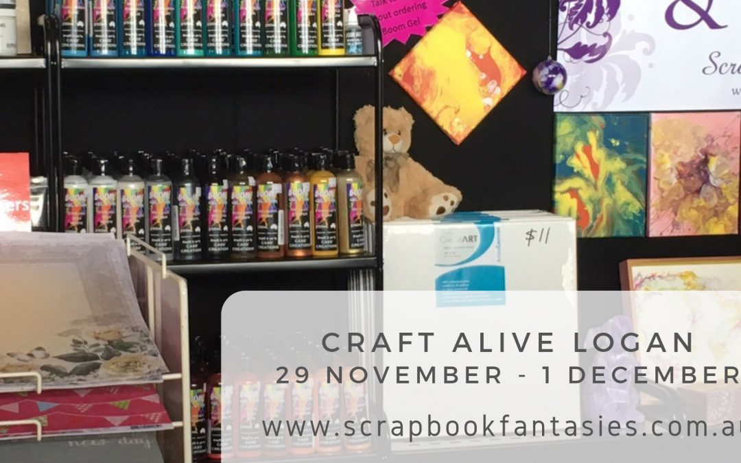 Craft Alive – Logan – 29 November to 1 December 2019