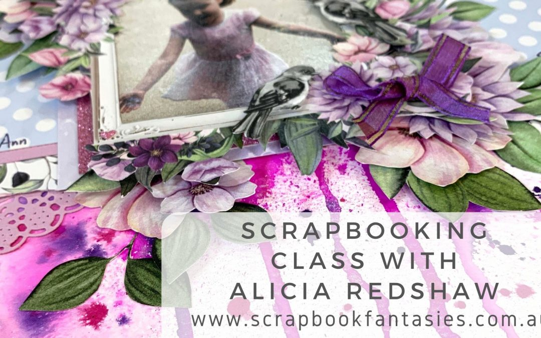 ScrapBoys Loveland Scrapbooking Class with Alicia Redshaw $17 {REPEAT}